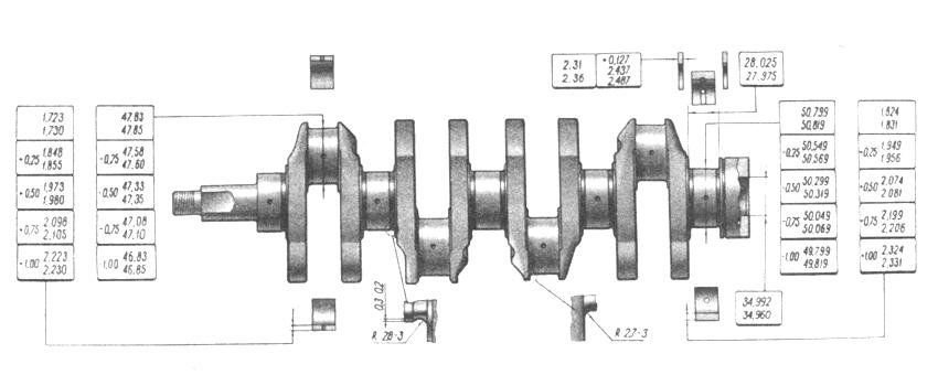 страницу количество ремонтных размеров к вала ямз-236 Хабаровск Район Индустриальный
