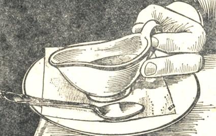 Какой стороной фольги готовить в духовке
