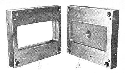размеры пресс формы для изготовления технопланктона
