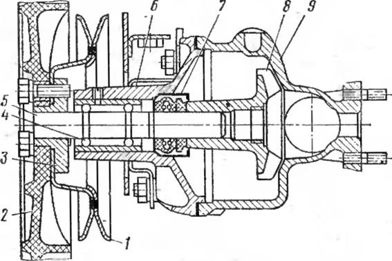 Технические характеристики ВАЗ-2121 Нива 4х4