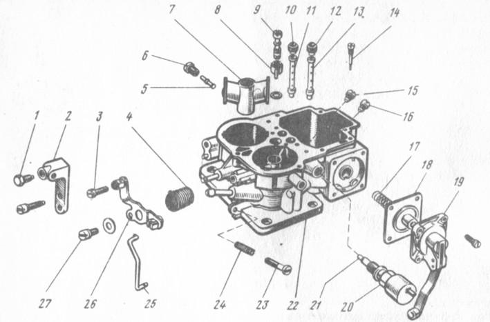 Ремонт автомобилей инжектор своими руками