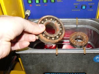 Бытовая химия для промывки радиаторов