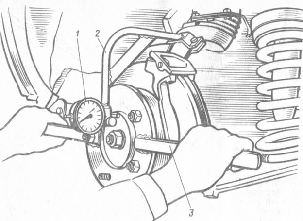 Замена подшипника передней ступицы ваз 2121