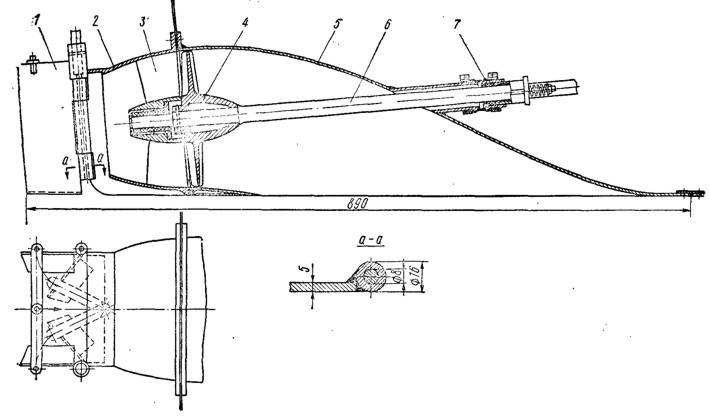 Чертежи импеллера для водомета своими руками 446