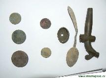 Чистим антиквариат и старые монеты