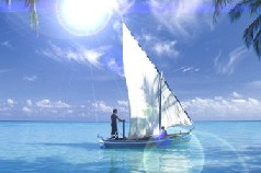 Основы теории парусных яхт, все о парусах
