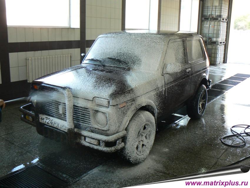 Самодельная минимойка для автомобиля
