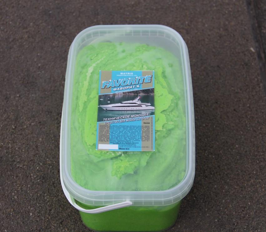 моющее средство для лодок пвх