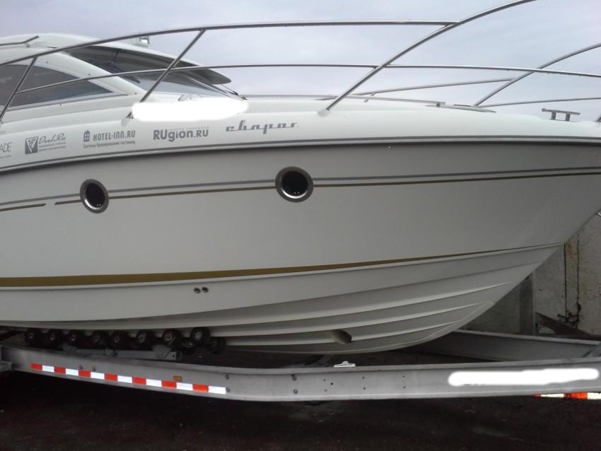 мойка для лодки пвх