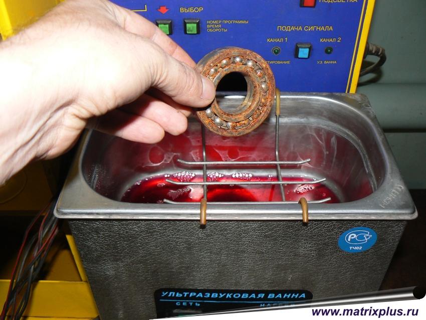 Ультразвуковая ванна для очистки форсунок своими руками