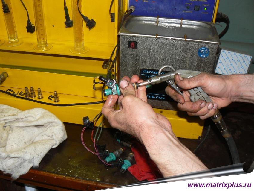 Как чистит форсунки дизель своими руками 89
