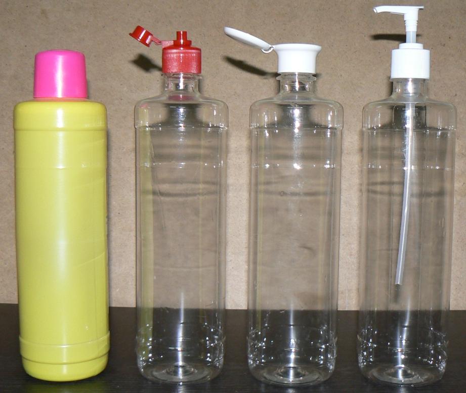 Как сделать дозатор для бутылки